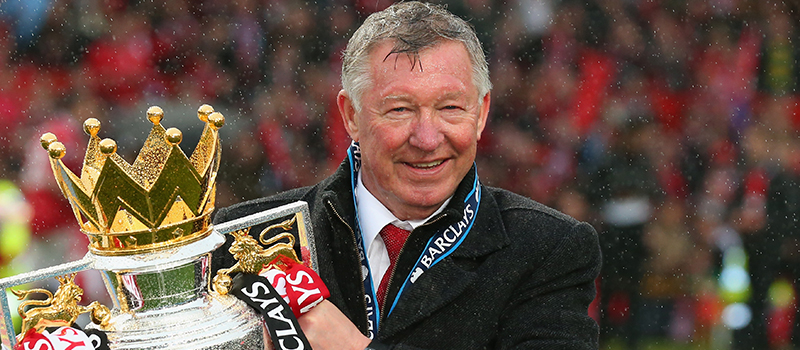 Sir Alex Ferguson set to release new film about his life