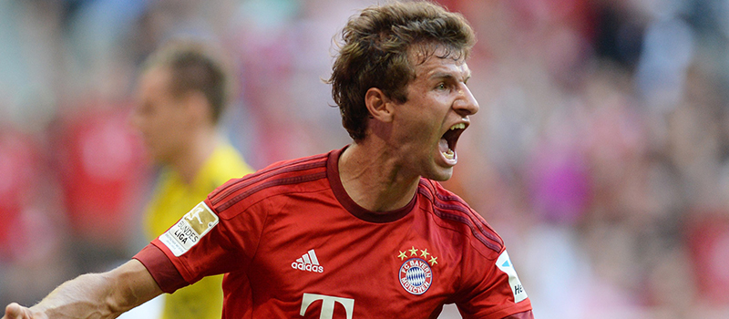 Thomas Muller says Manchester United move is 'not up for discussion'