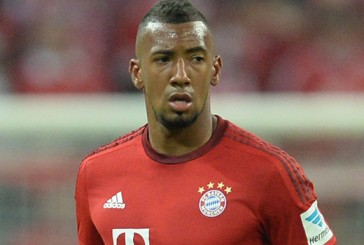Manchester United to challenge PSG for Jerome Boateng: report