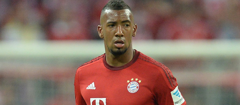 Manchester United bid for Bayern Munich's Jerome Boateng: report