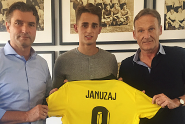 Loan watch: Adnan Januzaj on top of Bundesliga with Borussia Dortmund