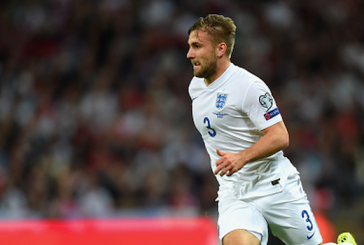 Luke Shaw is one of the best left-backs in the world when on form, claims Steven Gerrard
