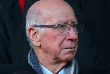 Manchester United announce plans to rename Old Trafford's South Stand in honour of Sir Bobby Charlton