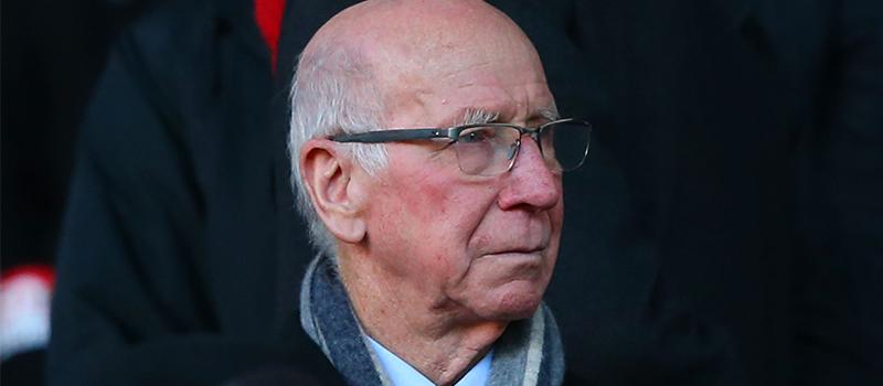 Sir Bobby Charlton congratulates Wayne Rooney for breaking England goalscoring record - Sir-Bobby-Charlton