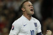 "Rooney: I ""loved"" playing with Beckham"