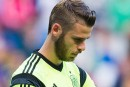 Vincent Del Bosque explains why he picked David de Gea as Spain's No.1