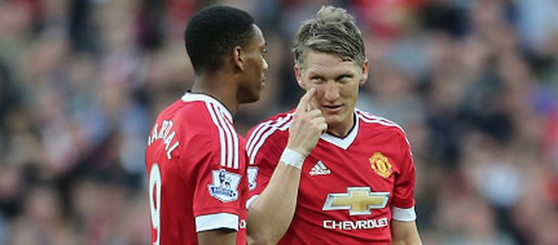 Louis van Gaal reveals Bastian Schweinsteiger had an extra recovery day