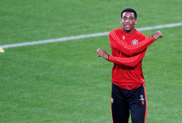 Fans view: Should Anthony Martial start for Manchester United against PSV?