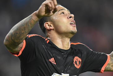 Manchester United fans pleased with Memphis Depay's display vs PSV Eindhoven