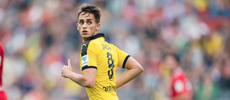 Adnan Januzaj starts for Borussia Dortmund in Europa League clash