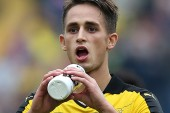 Januzaj can't prevent heavy Dortmund defeat