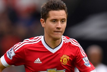 Manchester United's Ander Herrera still in Italy ahead of Everton