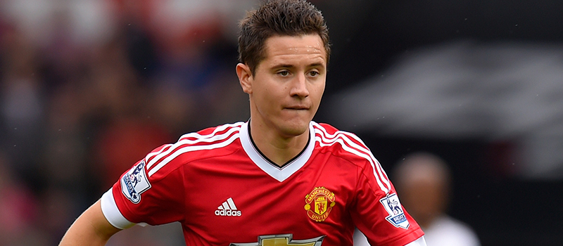 Manchester United's Ander Herrera 'very happy' after victory against Everton