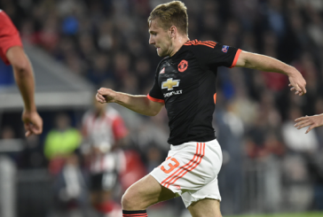 Doctors happy with Luke Shaw's second surgery in Eindhoven
