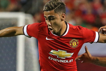 Andreas Pereira 'focused' on Manchester United's next game against Southampton