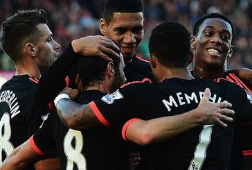 Southampton 2-3 Manchester United – Anthony Martial double seals win