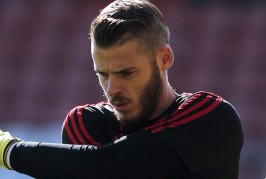 De Gea disappointed with underwhelming draw