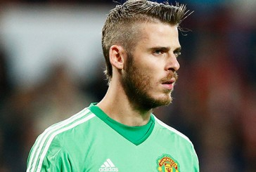 Man United's David de Gea upbeat following win over Derby
