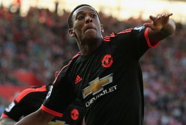 Manchester United fans delighted with Anthony Martial's performance against Sunderland