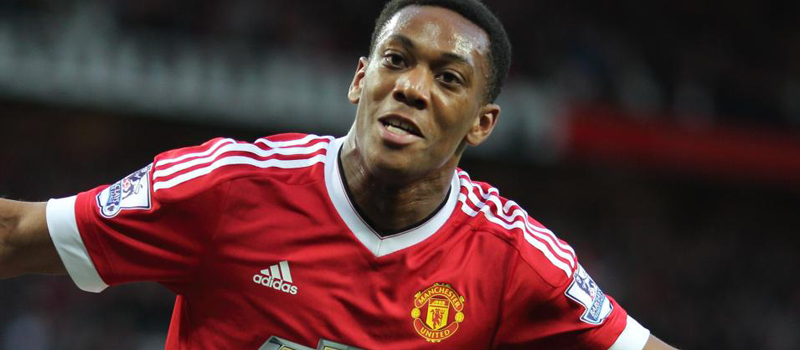 Manchester United's Anthony Martial Has More Touches Than