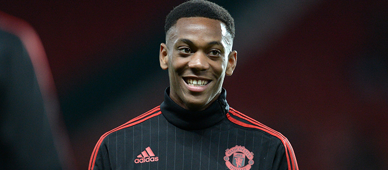 Louis Saha: Anthony Martial can emulate Cristiano Ronaldo's achievements at Manchester United