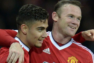 Andreas Pereira: Cristiano Ronaldo told me to 'be relentless' at Manchester United