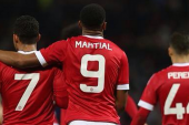 Martial Player of the Month nomination