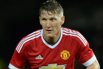 Bastian Schweinsteiger: It was an 'honour' to score my first goal for Manchester United