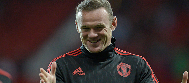 Manchester United Potential 4-3-3 vs Everton: Wayne Rooney in midfield