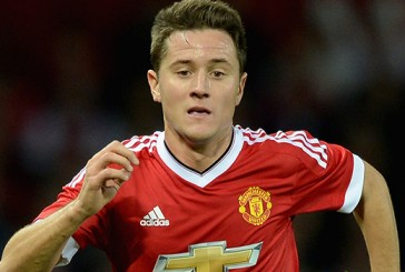 Ander Herrera geared up for important Manchester derby