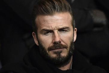 David Beckham unfazed by Sir Alex Ferguson's 'world-class' omission