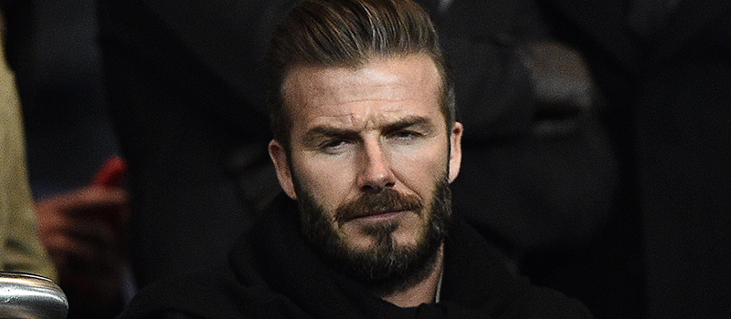 David Beckham: Manchester United won't slip away like Liverpool