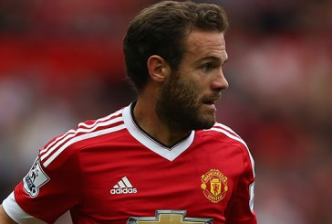 Manchester United's Juan Mata: Football has always been in my 'blood'