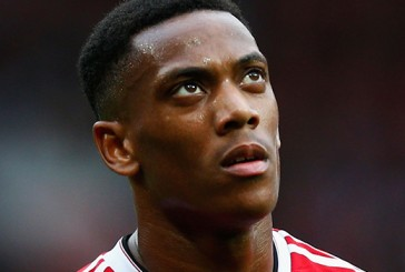 Anthony Martial's wife buzzing for Manchester derby in Old Trafford