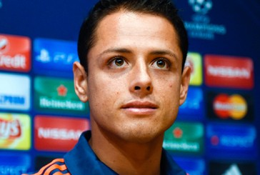 Javier Hernandez 'very happy' at Bayer Leverkusen following move from Manchester United