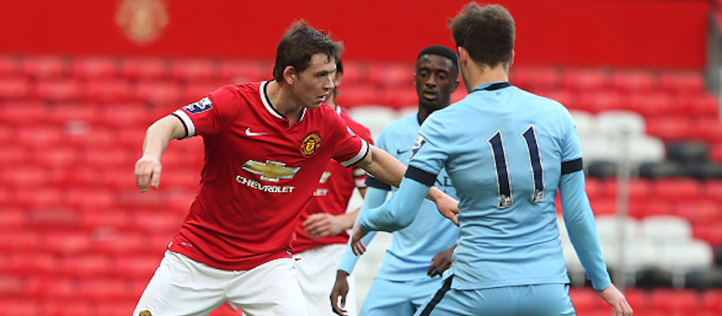 Manchester United's Donald Love joins Wigan Athletic on loan