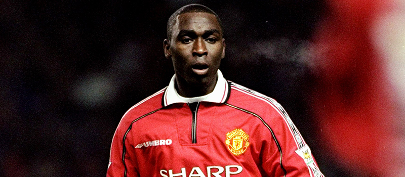 Former Manchester United striker Andy Cole praises 'level-headed' Anthony Martial