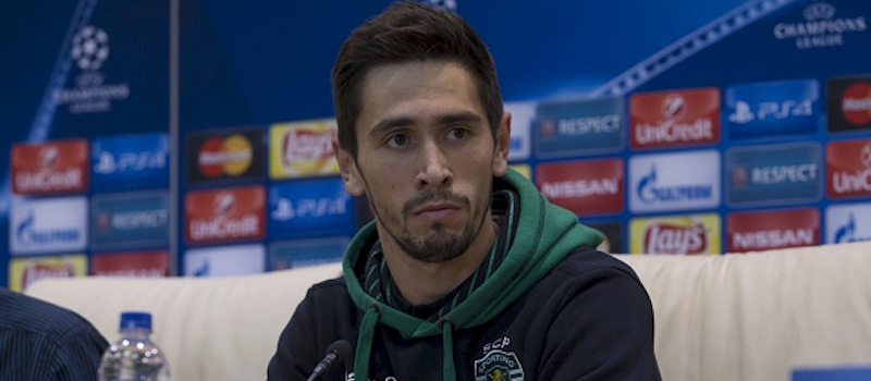 Sporting Lisbon defender Paulo Oliveira happy with Manchester United links