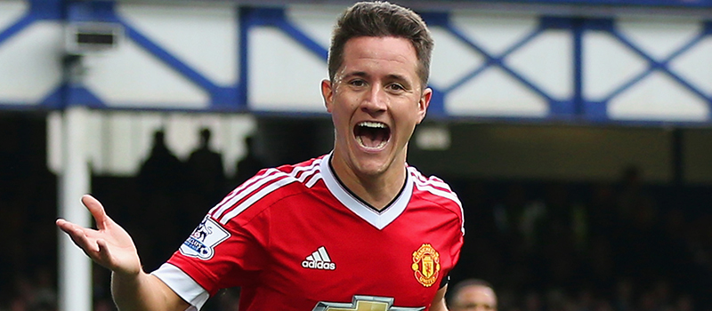 Manchester United's Potential XI s PSV with Ander Herrera at No.10