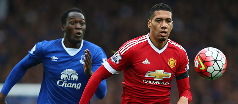 Highlights: Chris Smalling, Everton 0-3 Manchester United