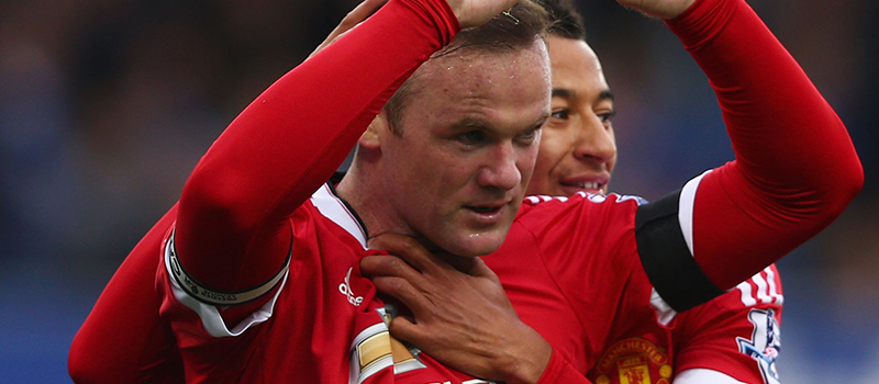 Louis van Gaal backs Wayne Rooney to hit goalscoring form