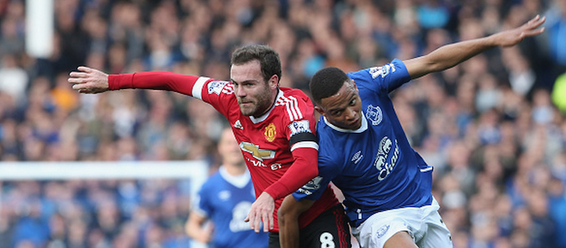Louis van Gaal says Juan Mata substitution against Everton was tactical