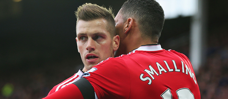 Morgan Schneiderlin delighted with first competitive Manchester United goal against Everton