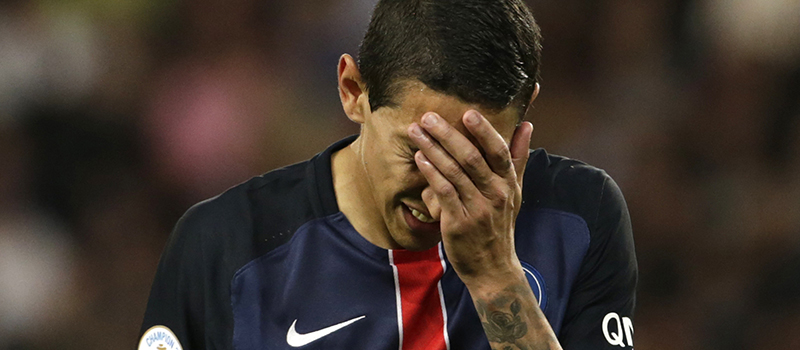 Angel di Maria admits time at Manchester United was a 'sad experience'