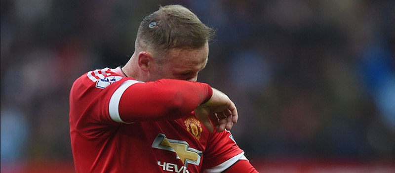 Potential Manchester United XI vs Crystal Palace: Wayne Rooney dropped