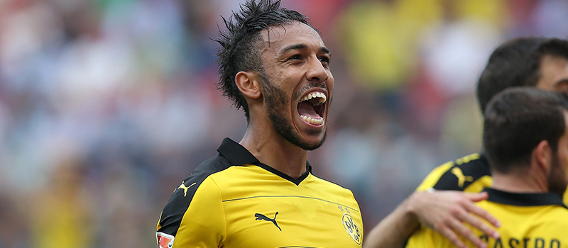 Gabon coach: Pierre-Emerick Aubameyang is leaving Borussia Dortmund