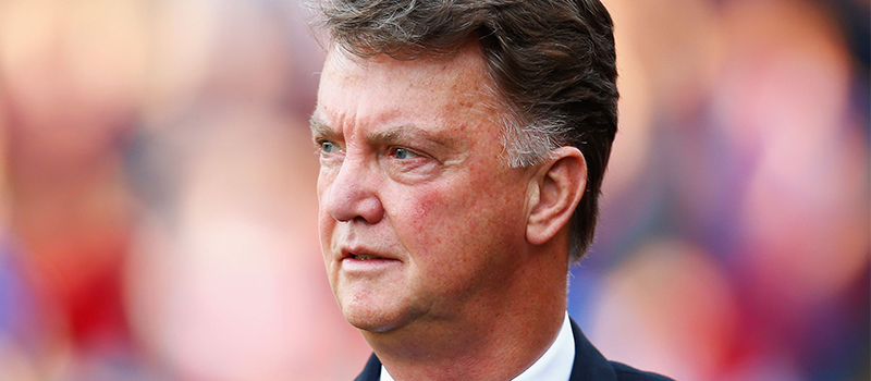 Crystal Palace 0-0 Manchester United: Louis van Gaal's side fail to score for the third consecutive game