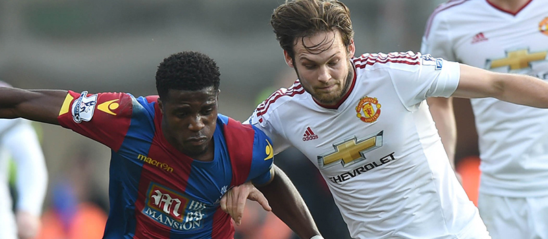 Stats: Manchester United awful offensively in Crystal Palace stalemate