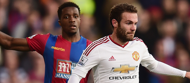 Frustrated Manchester United sing 'we want to attack' at Crystal Palace