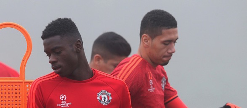 Axel Tuanzebe added to Manchester United's UEFA Champions League squad